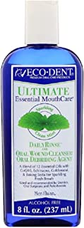 Eco-Dent International - Ultimate Natural Dailyrinse Clean Mint, 8 fl oz liquid