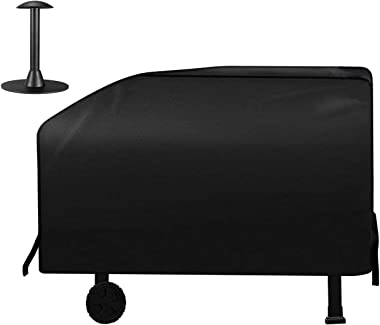 Unicook 28 inch Blackstone Grill Griddle Cover, Flat Top Cooking Station Grill Cover with Sealed Seam, Outdoor Heavy Duty Wat