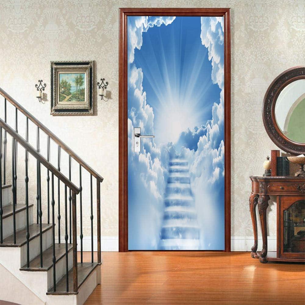DIY Door Wall Year-end gift Stickers Murals Vinyl 34.6