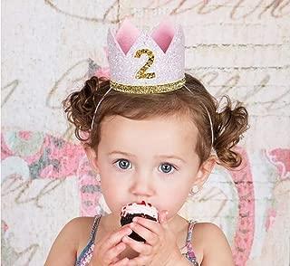 Best 2nd birthday crown Reviews