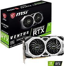MSI Gaming GeForce RTX 2060 Super 8GB GDRR6 256-Bit HDMI/DP G-Sync Turing Architecture Overclocked Graphics Card (RTX 2060 Super Ventus GP OC) (RTX 2060 Super Ventus GP OC)