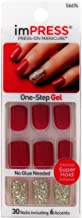 Best kiss red press on nails Reviews