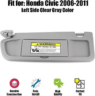 Best 2007 honda civic visor Reviews