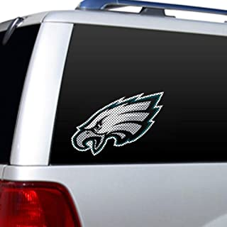philadelphia eagles window decal