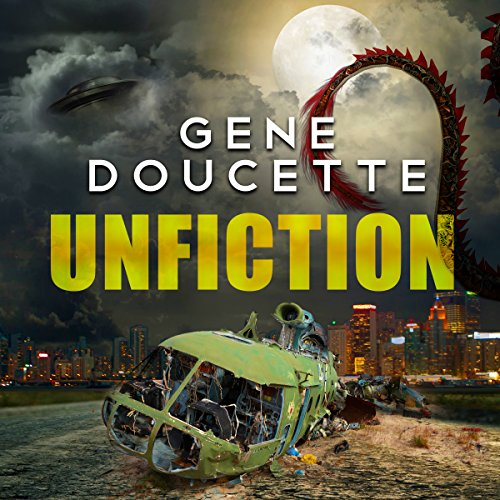 Unfiction audiobook cover art