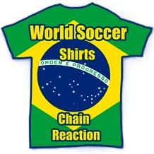 World Soccer Shirts Chain Reaction