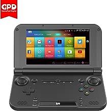 GPD XD Plus 5 Inch 4 GB/32 GB MTK 8176 Hexa-core Handheld Game Console gameplayer Laptop (Black)