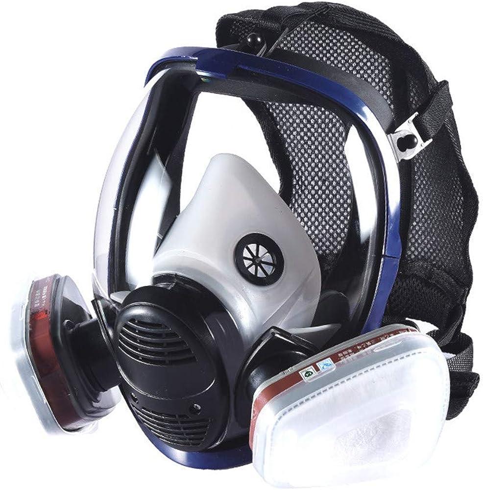 Organic Vapor Full Face Cover National uniform free shipping Safety Max 79% OFF Respirator