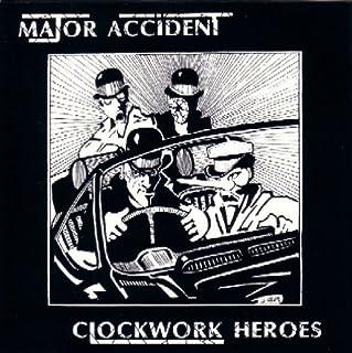CLOCKWORK HEROES (クロックワークヒーローズ) (帯/ライナー付国内盤仕様)
