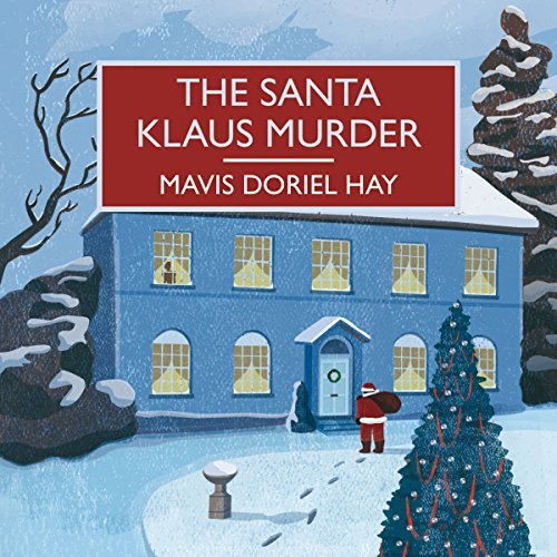 The Santa Klaus Murder audiobook cover art