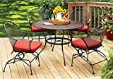 Clayton Court 5-Piece Patio Dining Set