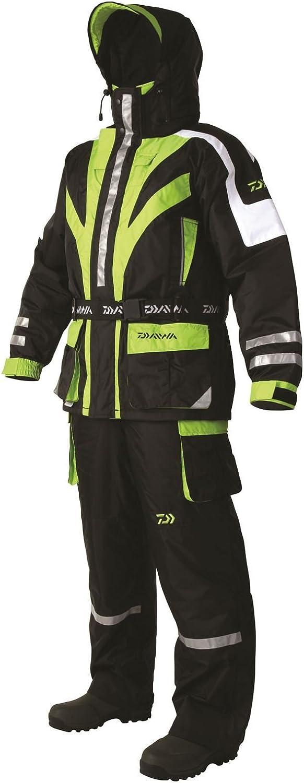 Daiwa Schwimmanzug Crossflow Low Pro, 2-teilig, atmungsaktiv, alle Größen erhältlich B018GJ7P54  Schön