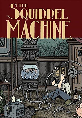 The Squirrel Machine (English Edition)