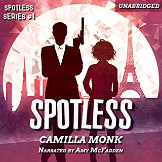 Spotless cover art