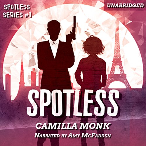 Spotless audiobook cover art