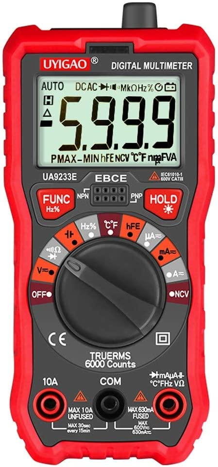 Multimeters cheap Digital Display Household Small Me Universal Bargain