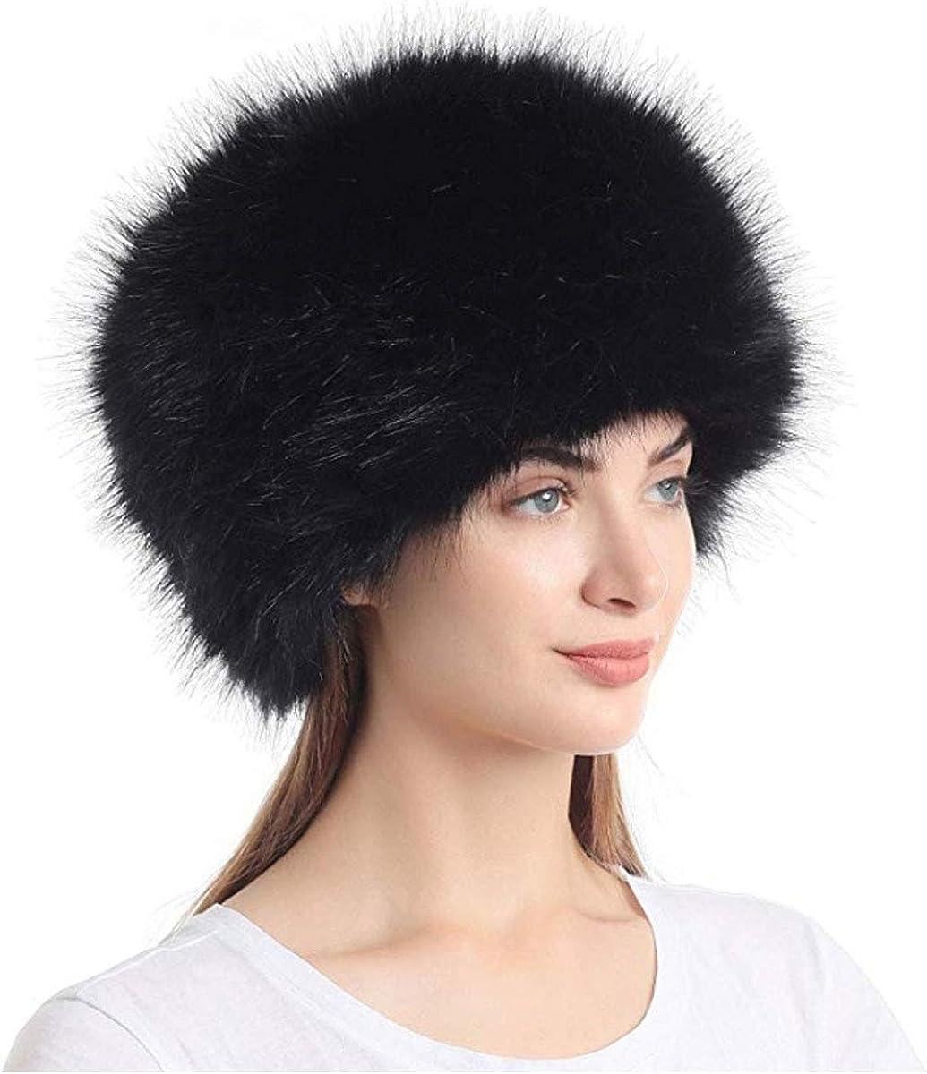 Popular brand in the world Women Max 44% OFF Faux Fur Headband Lady Weather Winter Earwar Cold