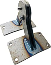 Unknown BBQ Steel Lid Hinge for WSM Weber Smokey Mountain 18.5 or 22.5 - Paintable Steel