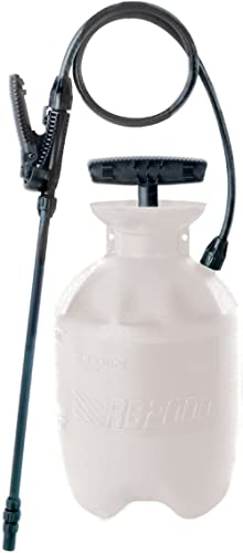 Chapin International 023883200107 Chapin 20010 1-Gallon SureSpray Sprayer for Fertilizer, Herbicides and, 1 gal, Tran...