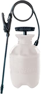 Chapin International 023883200107 Chapin 20010 1-Gallon SureSpray Sprayer for Fertilizer, Herbicides and, 1 gal, Translucent