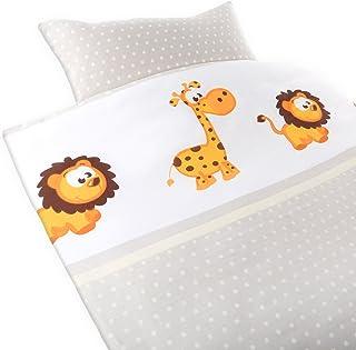 Gräfenstayn® 2 piezas Juego de cama para niños con