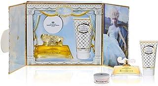 Marina De Bourbon M.D.B Reverence Set (Eau de Parfum 100ml + Body Lotion 150ml + Talc 15 G)