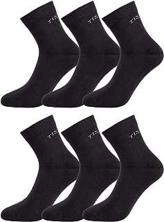 Men's and Women's Anti Odor Anti Stink Deodorant Quarter Crew Sports Socks for Athletes Foot