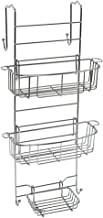 Best stainless steel shower caddy over the door Reviews