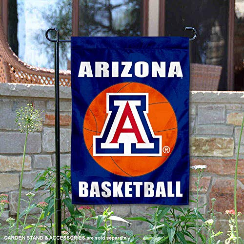 College Flags and Banners Co. Arizona Wildcats Basketball Garten Flagge
