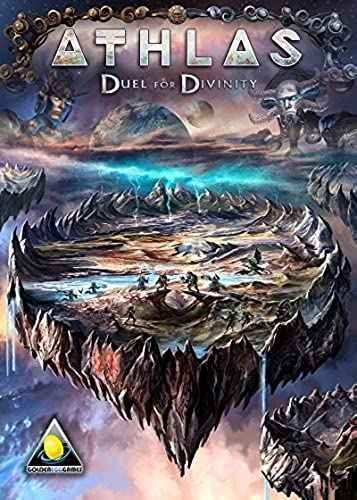 Athlas Duel for Divinity by Golden Egg Games