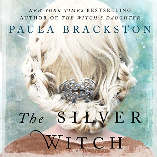 The Silver Witch audiobook cover art