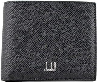 ダンヒル DUNHILL F2320CA 001 BLACK 小銭入れ付 二つ折り財布 CADOGAN(カドガン)【メンズ】 [並行輸入品]
