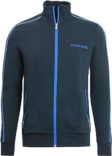 Mens Tracksuit Jacket Logo Taping 50403153 403 Navy