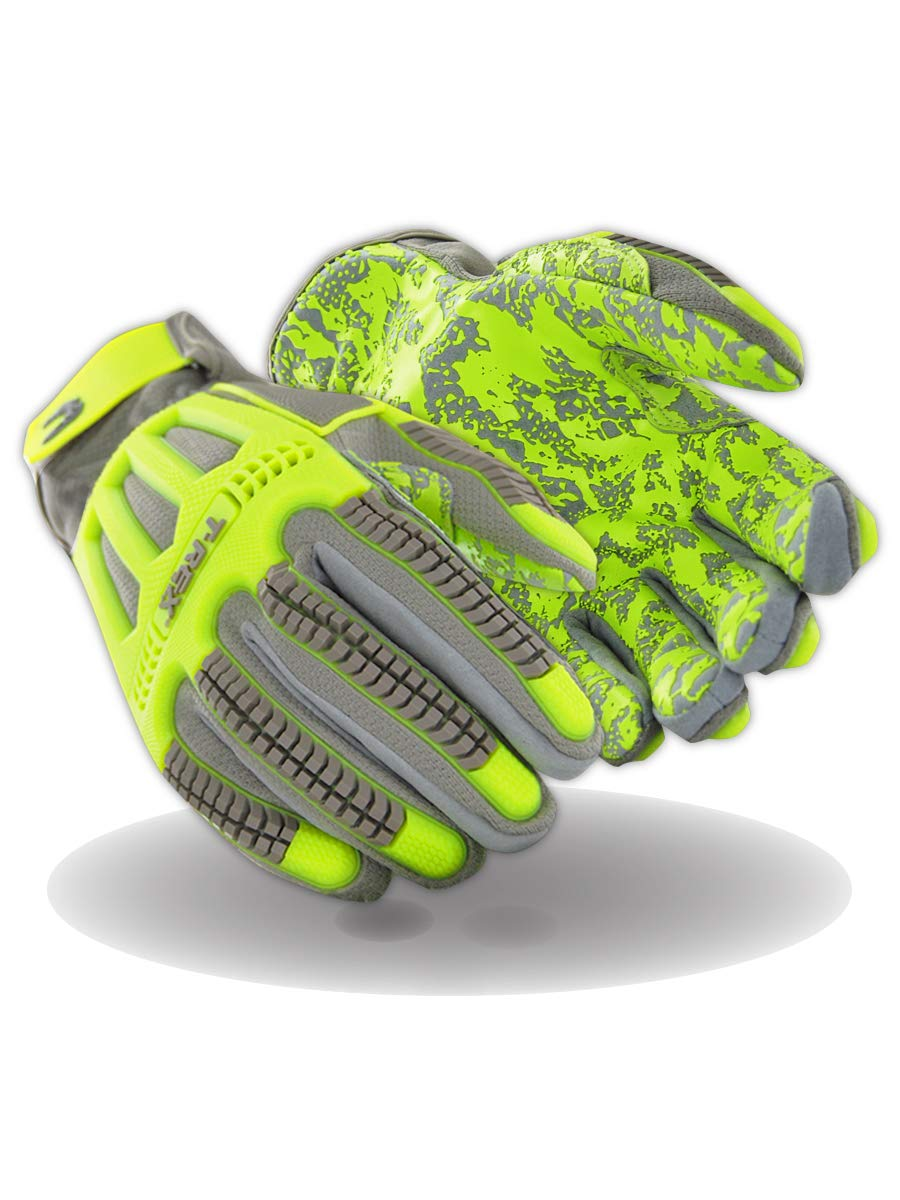 MAGID TRX746 Windstorm Series Super special price Impact ANSI Resist Special price for a limited time A6 Gloves Cut