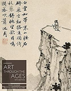 Gardner's Art through the Ages: Backpack Edition, Book F: Non-Western Art Since 1300