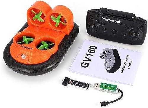 comprar descuentos Mirarobot Mirarobot Mirarobot GV160 2.4G versión de Alta Velocidad del vehículo LED del Efecto del Coche del Barco de RC ToGames-ES  promociones emocionantes
