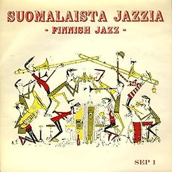 Suomalaista jazzia