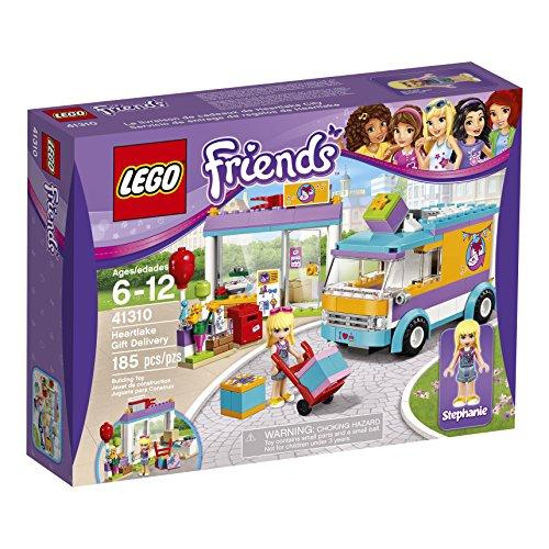 EPHIIONIY Lego Friends Heartlake Geschenk Lieferung 41310Spielzeug für 5-zu 12-Year-olds