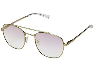 Le Specs Harlem Hustler (Vegas Gold) Fashion Sunglasses