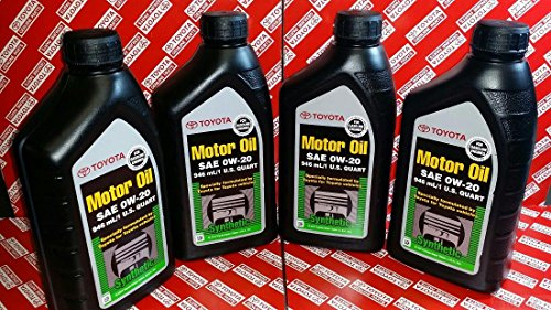 0w20 synthetic oil toyota - 3