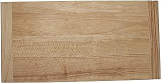 Omega National Rubberwood Bread Board 3/4 x 16 x 23-1/2