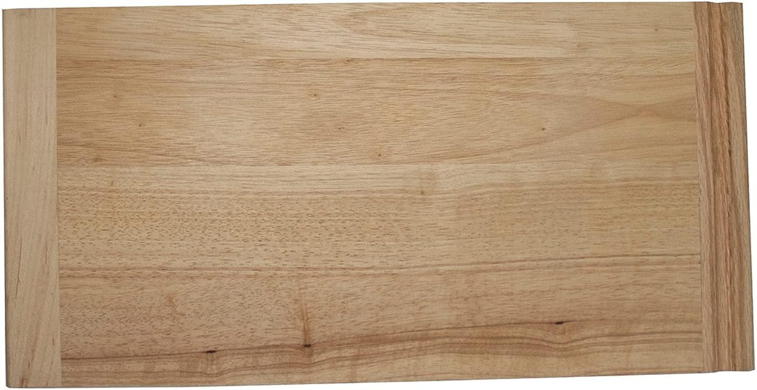 Omega National Rubberwood Bread Board 3 4 X 14 X 23 1 2