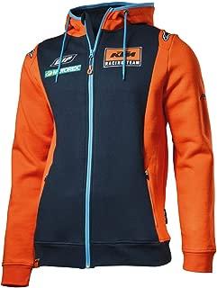 KTM Replica Team Zip Hoodie Medium 3PW1854003