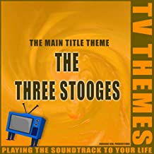 The Three Stooges - The Main Title Theme