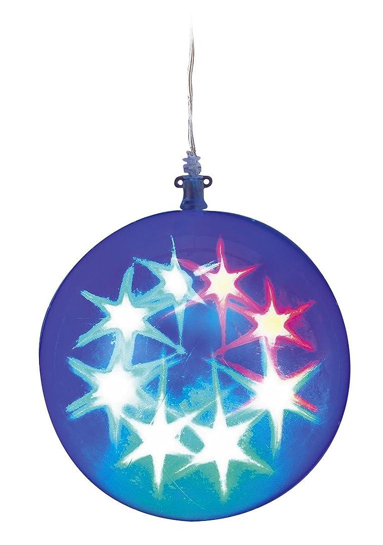 豪華な独特の受けるクリスマス Light スターボールライト 15cm TTL-0010