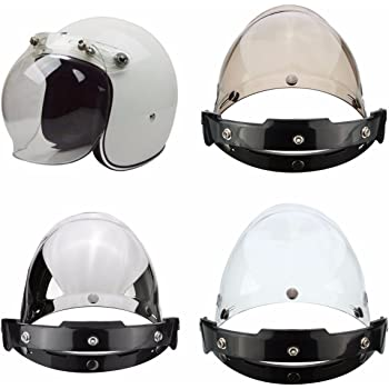 70HELMET Maschera per casco nero