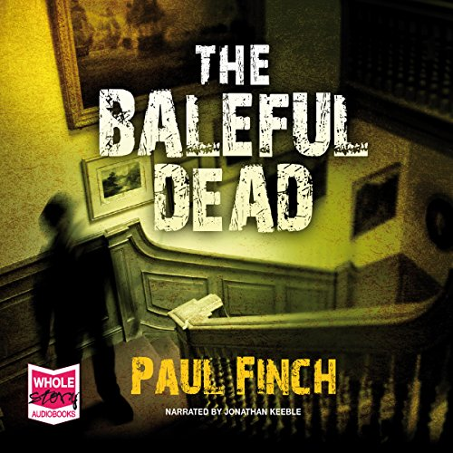 The Baleful Dead audiobook cover art