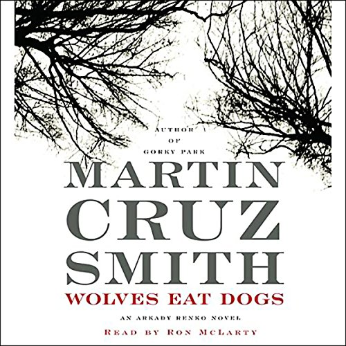 Wolves Eat Dogs audiobook cover art