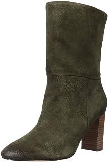 Charles by Charles David Women's Burbank Fashion Boot, Olive, 6.5 M US