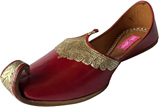 mens khussa indian shoes